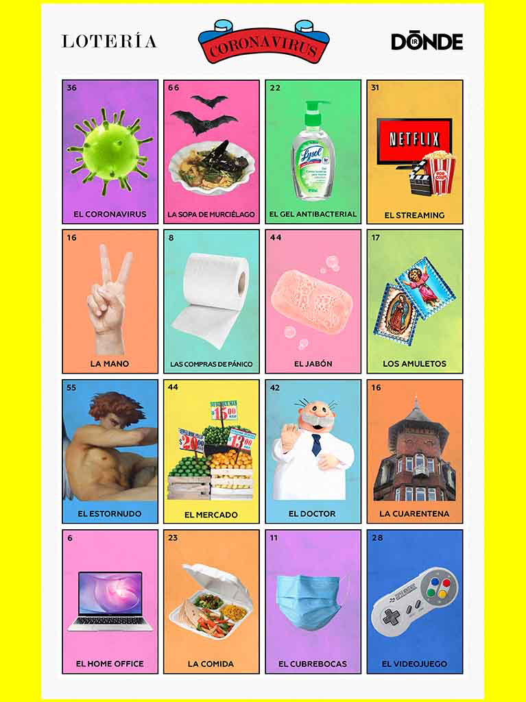 Loteria cards download