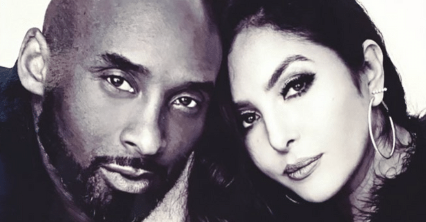 Vanessa Bryant Finds Love Letter From Kobe Written Before He Died