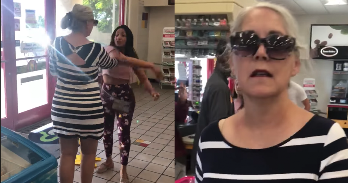 Woman Slapped By Customer In Phoenix Store Over Racist Comments