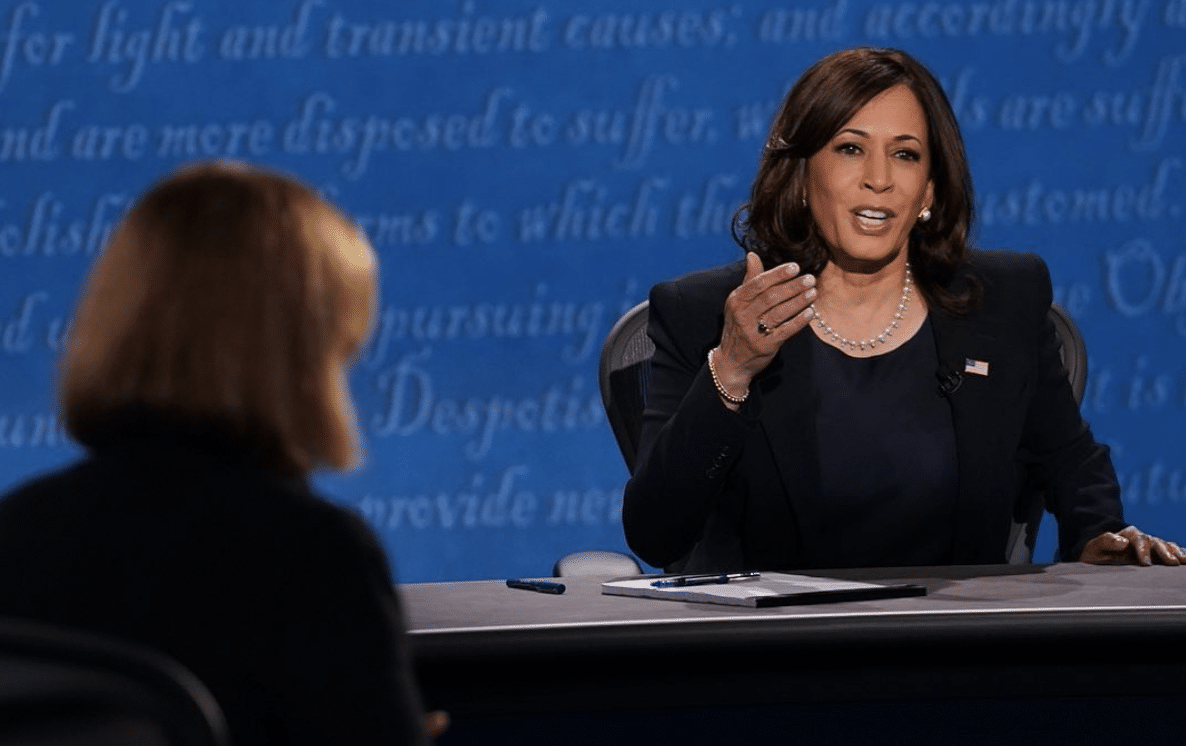 Women Are Sharing Their I M Speaking Stories After Kamala Harris S Iconic Quote Took Center Vp Debate Stage