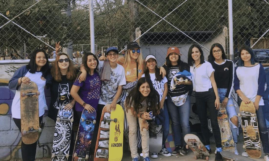 Girl Skate Crews