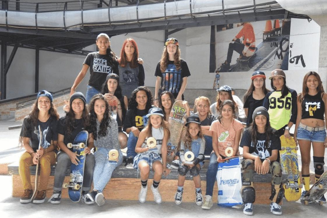 Girl Skate Crew