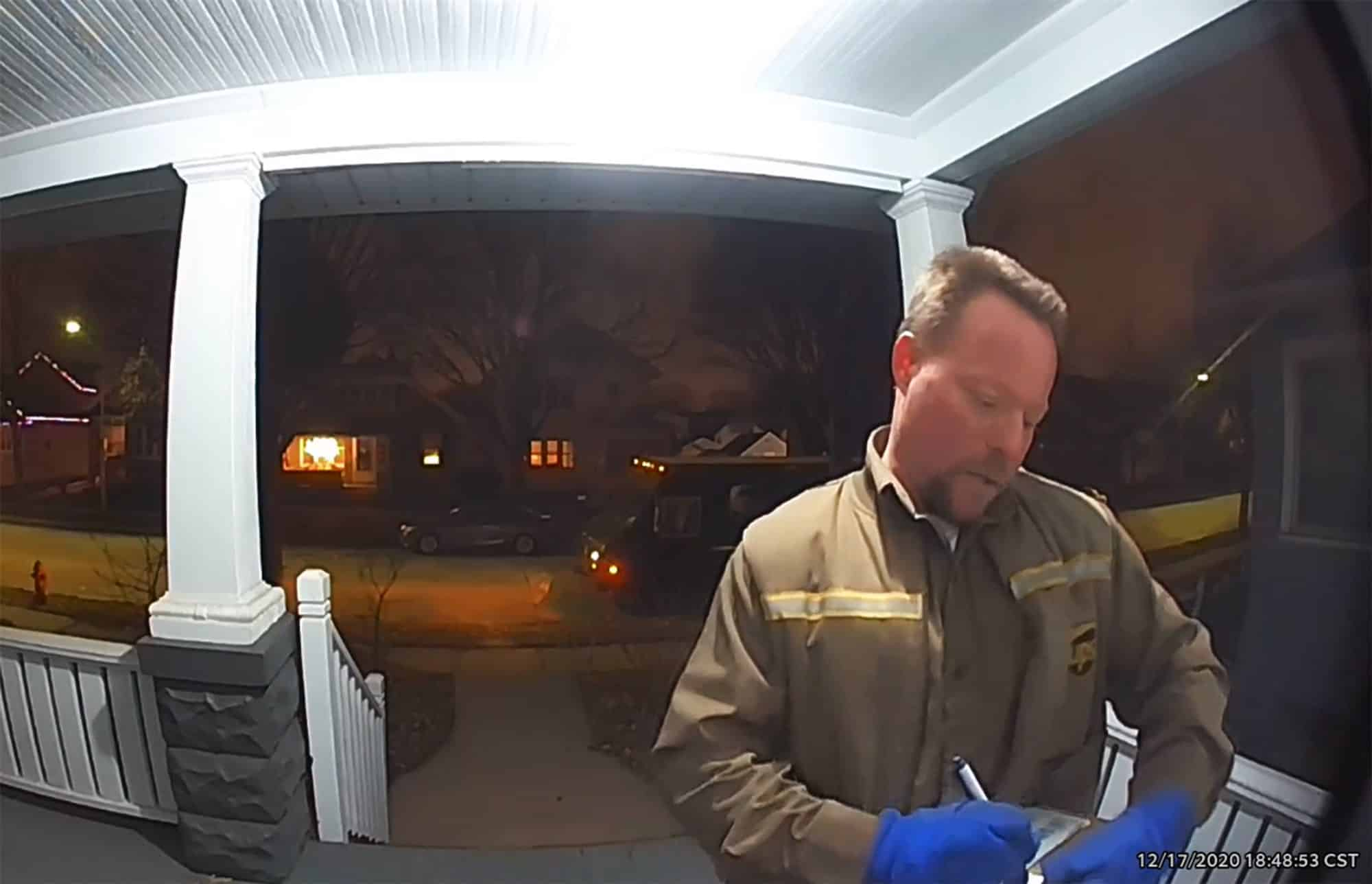 WATCH:UPS Driver Fired For Racist Rant While Delivering Package To Latino Household