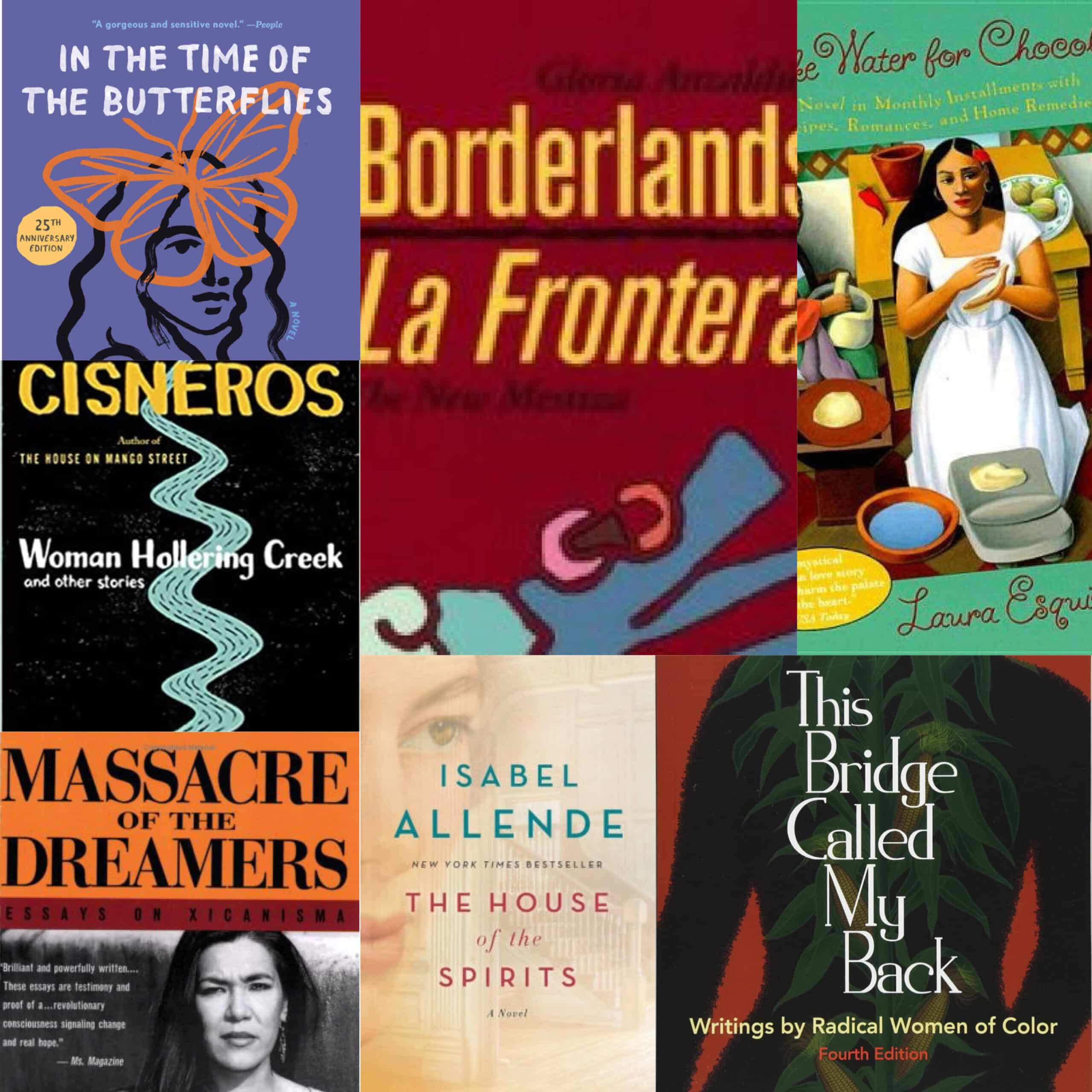 7 Revolutionary Books by Latinas You Need To Add to Your Reading List