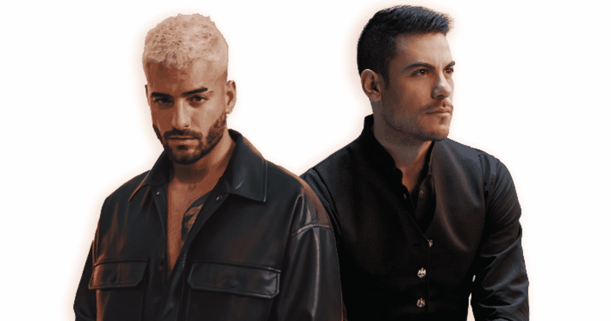 Listen Maluma And Carlos Rivera Are Joined By Calibre 50 In 100 Años