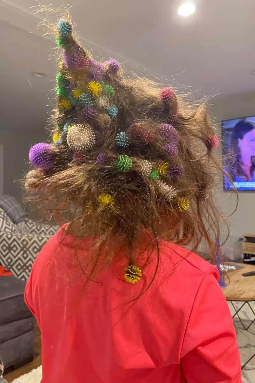 Bunchems hair
