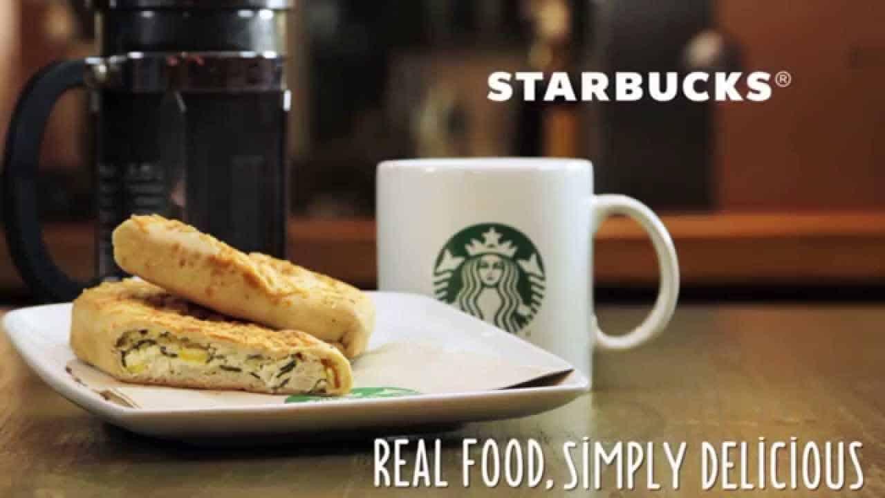 Starbucks México | Envuelto poblano, el sabor de México en Starbucks -  YouTube