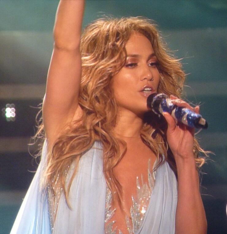 "Jennifer Lopez's 1990 Audition For ""In Living Color"""