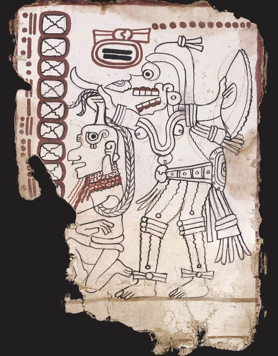 900-Year-Old Mayan Astronomy Book Is The Oldest Book From Americas
